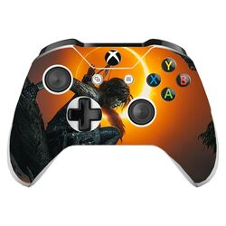 Skin na Xbox One Controller s motívom hry Shadow of the Tomb Raider