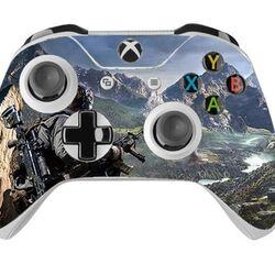 Skin na Xbox One Controller s motívom hry Sniper: Ghost Warrior 3