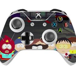 Skin na Xbox One Controller s motívom hry South Park: The Fractured but Whole v2 na progamingshop.sk