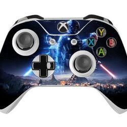 Skin na Xbox One Controller s motívom hry Star Wars: Battlefront 2