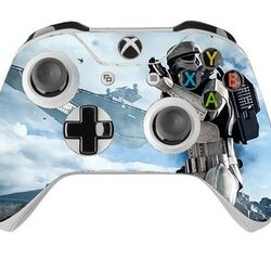 Skin na Xbox One Controller s motívom hry Star Wars: Battlefront
