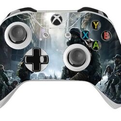 Skin na Xbox One Controller s motívom hry Tom Clancy's: The Division