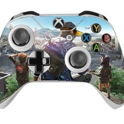Skin na Xbox One Controller s motívom hry Watch_Dogs 2 na progamingshop.sk