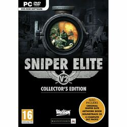 Sniper Elite V2 (Collector's Edition) na progamingshop.sk