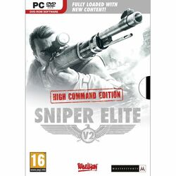 Sniper Elite V2 (High Command Edition) na progamingshop.sk