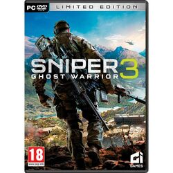 Sniper: Ghost Warrior 3 (Limited Edition) na progamingshop.sk