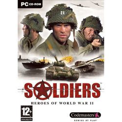 Soldiers: Heroes of World War 2 na progamingshop.sk