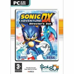 Sonic Adventure DX (Director's Cut) na progamingshop.sk