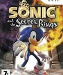 Sonic and the Secret Rings na progamingshop.sk