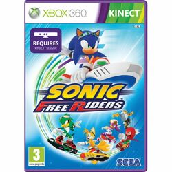 Sonic Free Riders na progamingshop.sk