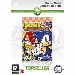 Sonic Mega Collection Plus na progamingshop.sk