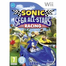 Sonic & SEGA All-Stars Racing na progamingshop.sk