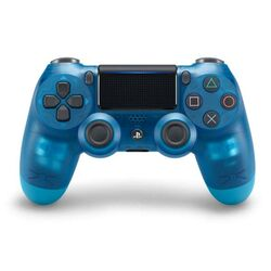 Sony DualShock 4 Wireless Controller v2, crystal blue