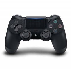 Sony DualShock 4 Wireless Controller v2, jet black