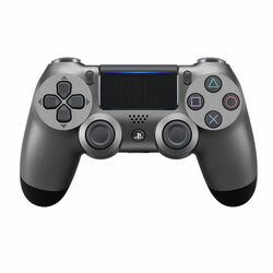 Sony DualShock 4 Wireless Controller v2, steel black