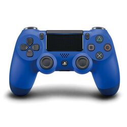 Sony DualShock 4 Wireless Controller v2, wave blue