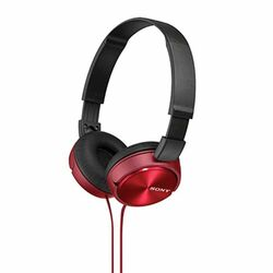 Sony MDR-ZX310, red
