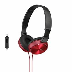 Sony MDR-ZX310AP s handsfree, red