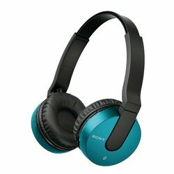 Sony MDR-ZX550BN s handsfree, blue