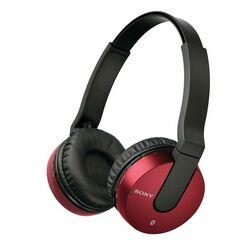 Sony MDR-ZX550BN s handsfree, red