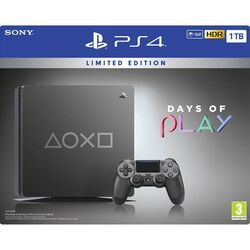 Sony PlayStation 4 Slim 1TB (Days of Play Special Edition) na progamingshop.sk