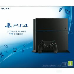 Sony PlayStation 4 (Ultimate Player 1TB Edition)