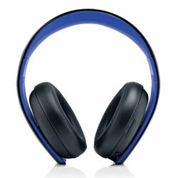 Sony PlayStation Gold Wireless Stereo Headset for PS4, PS3 & PS Vita