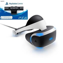Sony PlayStation VR + Sony PlayStation 4 Camera