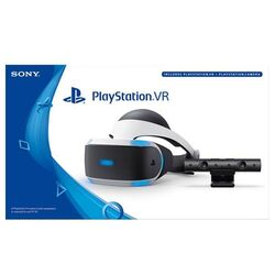 Sony PlayStation VR + Sony PlayStation 4 Camera + VR Worlds