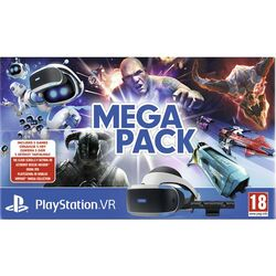 Sony PlayStation VR V2 (Mega Pack 5 hier) + Sony PlayStation 4 Camera na progamingshop.sk