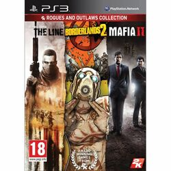 Spec Ops: The Line + Borderlands 2 + Mafia 2 (Rogues and Outlaws Collection)