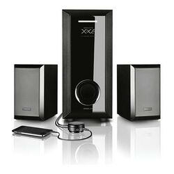 Speed-Link Gravity X-XE 2.1 Subwoofer System, black