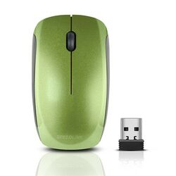 Speed-Link Minnit Mobile Mouse Wireless USB, green