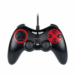 Speed-Link Strike P2 Gamepad for PS2, black