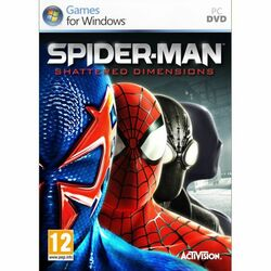 Spider-Man: Shattered Dimensions na progamingshop.sk
