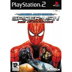 Spider-Man: Web of Shadows (Amazing Allies Edition)