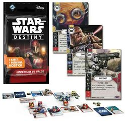 Star Wars Destiny: Impérium ve válce na progamingshop.sk