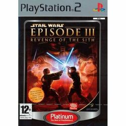 Star Wars Episode 3: Revenge of the Sith na progamingshop.sk
