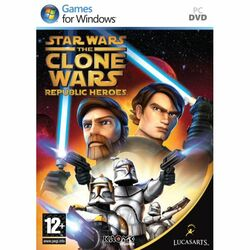 Star Wars The Clone Wars: Republic Heroes na progamingshop.sk
