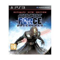 Star Wars: The Force Unleashed (Ultimate Sith Edition) [PS3] - BAZÁR (použitý tovar)