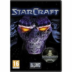 StarCraft + StarCraft: Brood War na progamingshop.sk