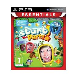 Start the Party! Save to World + Sony playstation Move Starter Pack -PS3 - BAZ�R (pou�it� tovar)