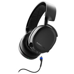 SteelSeries Arctis 3 Bluetooth, black (2019 Edition)