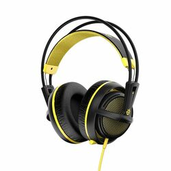 SteelSeries Siberia 200, proton yellow
