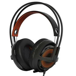 SteelSeries Siberia 350, Black/Orange