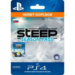 Steep (SK Season Pass )