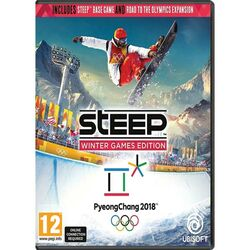 Steep (Winter Games Edition) na progamingshop.sk