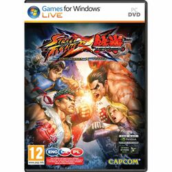 Street Fighter X Tekken CZ