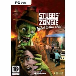 Stubbs the Zombie in Rebel Without a Pulse na progamingshop.sk