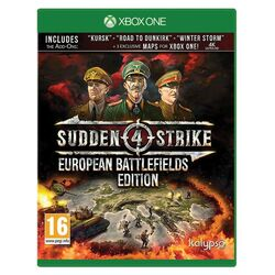 Sudden Strike 4 (European Battlefields Edition)